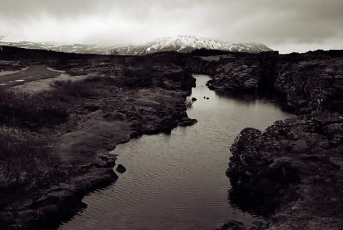 Del origen del orden y la separación del mundo: Þingvellir. Por Islandia (1)