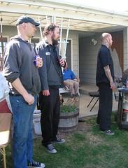 Nat, Josh & Randy