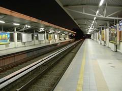 83.Ampang Line的Hang Tuah站