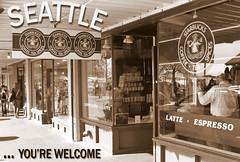 Seattle Postcard #1
