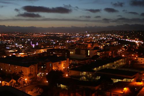 San Diego BBQ View