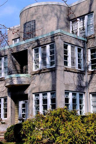 Apartment Building 1930s