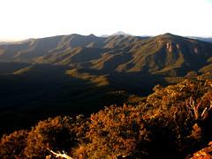 Mount Kaputar (Yokels) Tags: sunset mountains nationalpark australia nsw newsouthwales kaputar