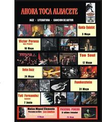 AHORA TOCA ALBACETE. Jazz en el Nido de Arte