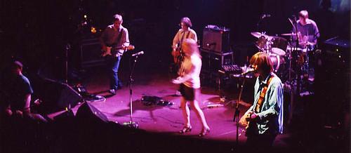 Sonic Youth en el 2002