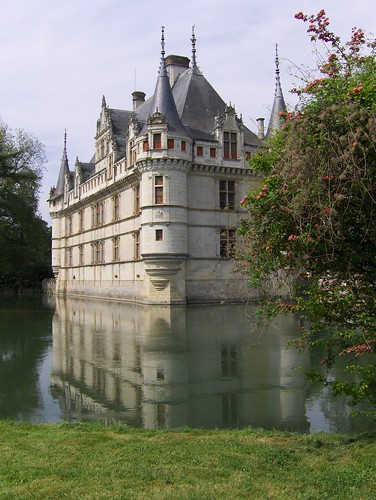 Château d'Azay-le-Rideau by Joe Shlabotnik, on Flickr