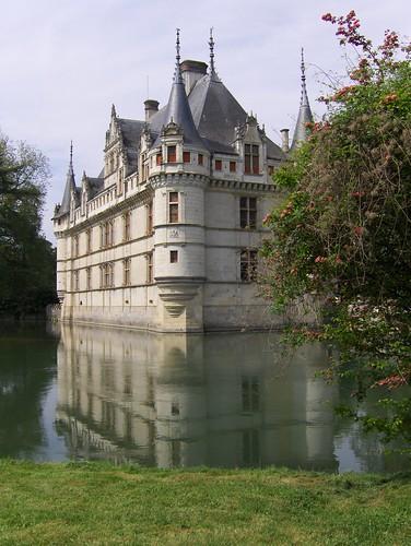 Château d'Azay-le-Rideau by Joe Shlabotnik, on Flickr