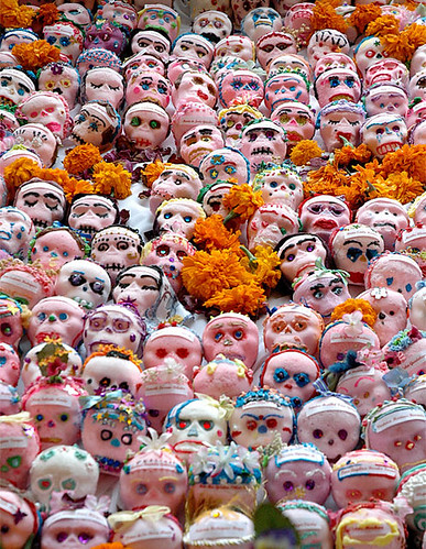 Photo: Dia de los Muertos by Glen Van Etten