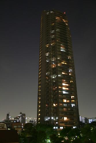 070505 night tower