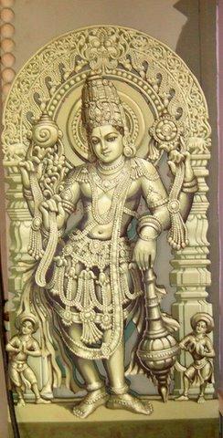 Painting in Sanathana Kalakshetra