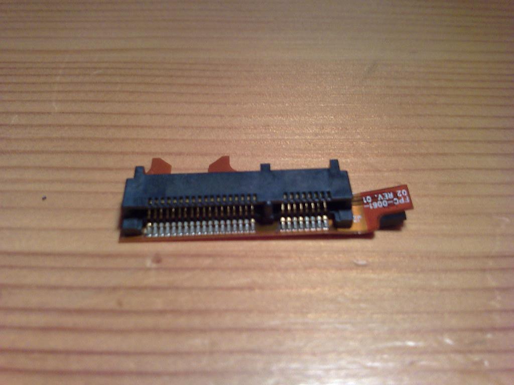 Mini PCI Express ribbon cable
