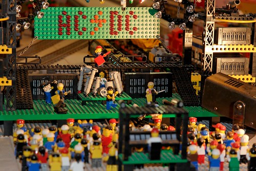 Lego AC/DC Concert