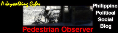 Pedestrian Observer Group Blog Free Updates