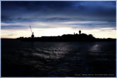 Evening- Sydney Harbour, New South Wales, Australia (fl0yd/hyp0th3rmi4) Tags: harbour sydney australia newsouthwales 100 cy orton views100 challengeyouwinner