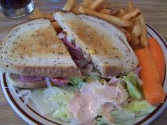 20070506 Pastrami Sandwich