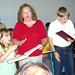 Anna Grace, Sonya and Garrett Sipe,  5-5-2007