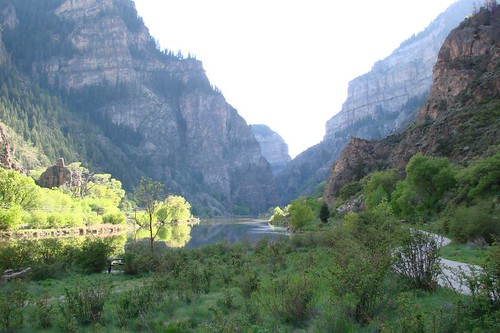 Glenwood Canyon  I-70