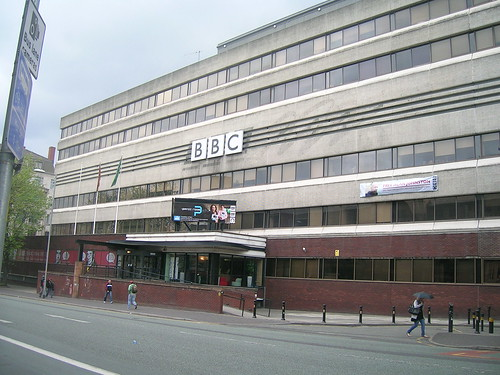 BBC Manchester, Oxford Road