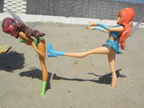 Bloom e Layla imagem engraçada. 498087012_8f0e231d19