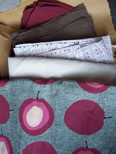 fabrics--plum!