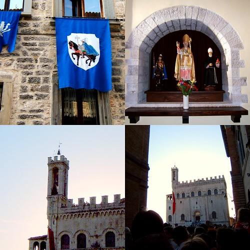 Gubbio: 14 maggio 2007- Il campanone