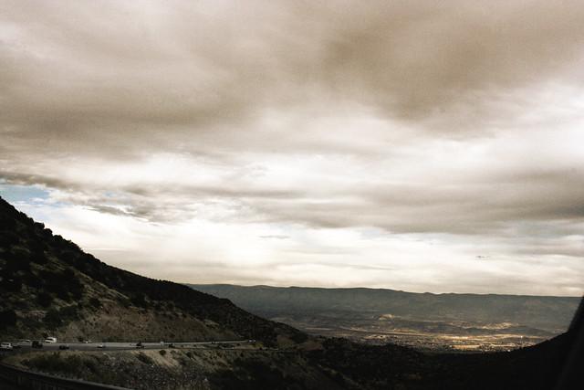 Toward Montezuma's Castle