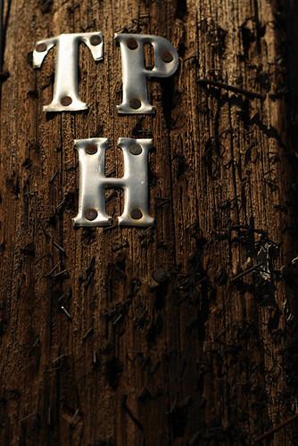 TPH On A Pole 1358