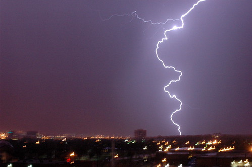 Another Lightning Storm during ISEF 2007