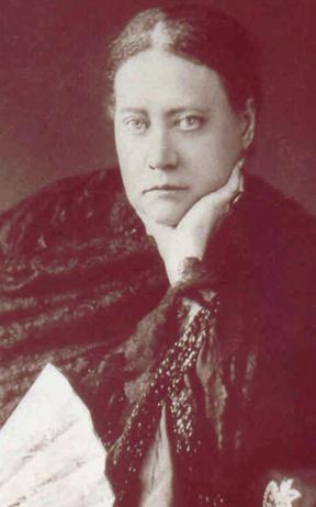 Helena Petrovna Blavatsky hpb