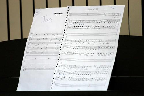 A Cappella scores