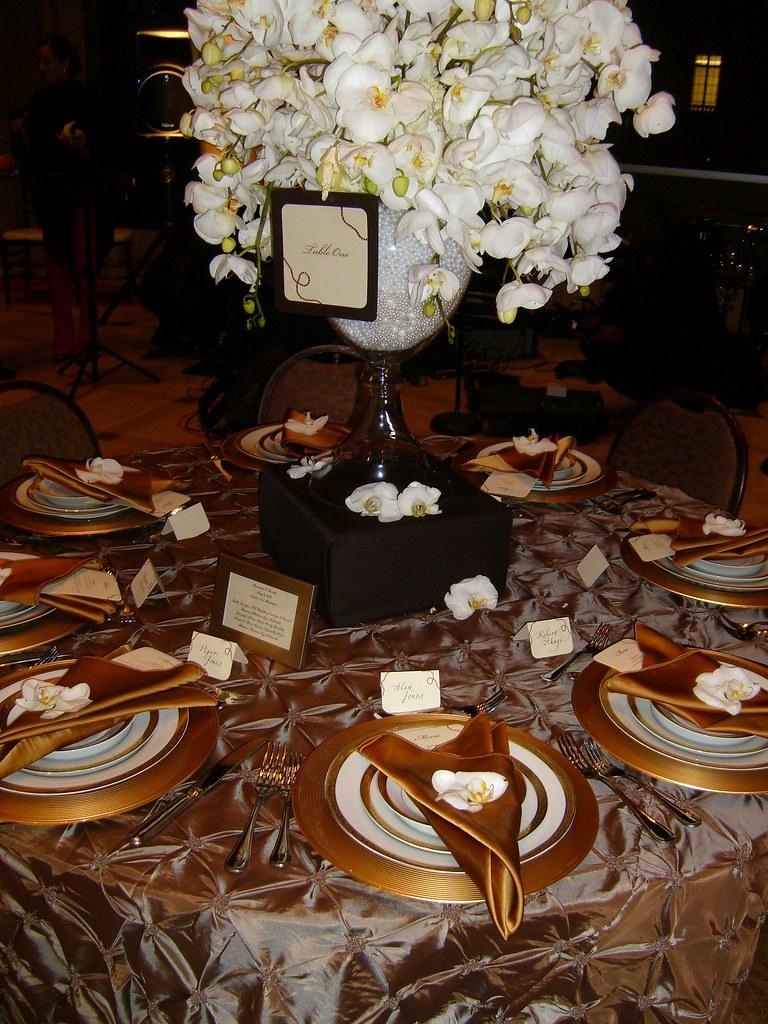 Promises - Table decor