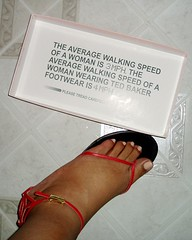 the average walking speed of a woman