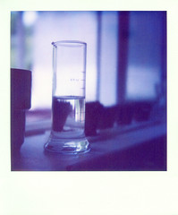 sx-70 blend: 5th shot.