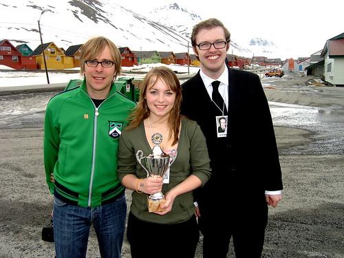 Graham, Sara, Geir Arne