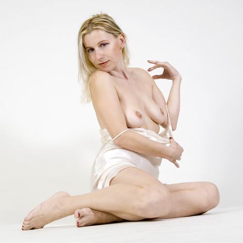 Helena XII -- helena akt nude blond xii