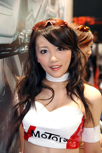 Hot asian show girl
