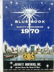 BlueBook of Quality Merchandise 1970 Cover