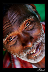 (bharathiclick) Tags: old india man color eye look hair nose angle indian otty bharathi