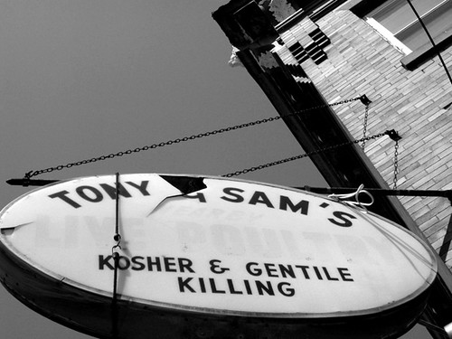 Kosher & Gentile Killing