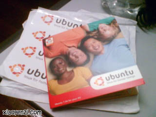Ubuntu Received