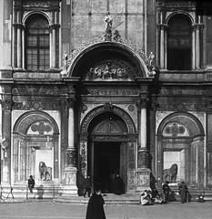 Venice, Italy - Scuola Grande di San Marco