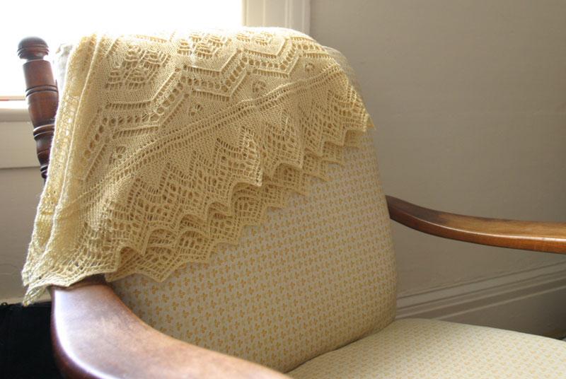 Tina shawl