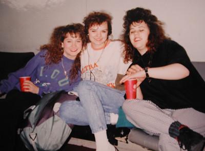 Jen, Jaymi and Deana