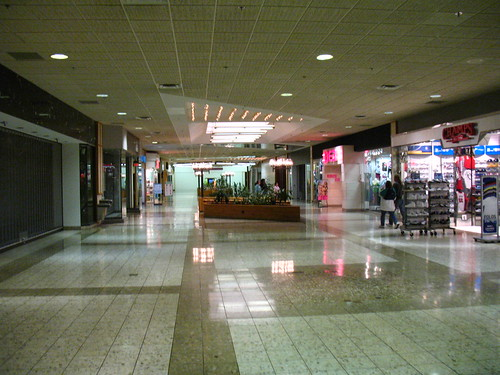 Montgomery Ward Corridor