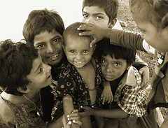 smile of the street :) (sibi ar ( I'm BACK :)) Tags: street smile fuji streetkids tamilnadu sibi isawyoufirst