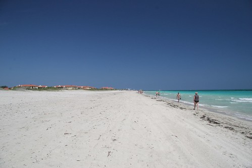 Varadero beach por exofordy, en Flickr