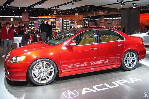 2008 Acura RL ASPEC Concept photo - 8