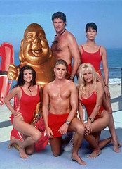 buddha on baywatch