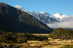 Tramping to see Mt. Cook (joeythelemur) Tags: mtcook tekapo twizel