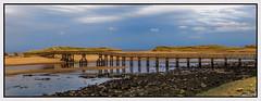 The bridge (judmac1) Tags: bridge estuary lossiemouth lossie river